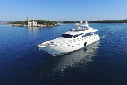 Ferretti 830 for sale in Croatia for €1,890,000 (£1,669,405)