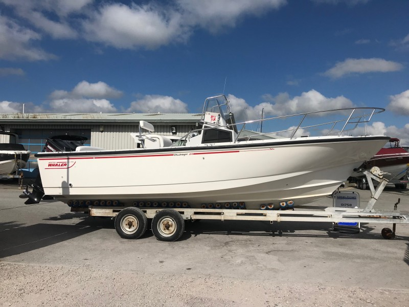 Boston Whaler Outrage 24 For Sale In United Kingdom For 21 995