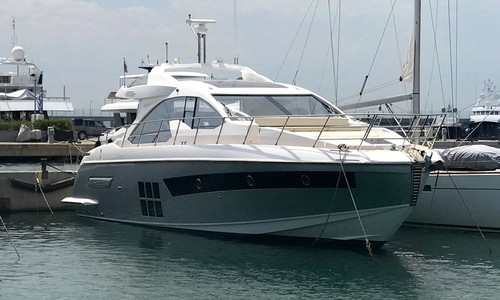 Image of Azimut Yachts 55S for sale in Greece for €759,000 (£655,718) Greece