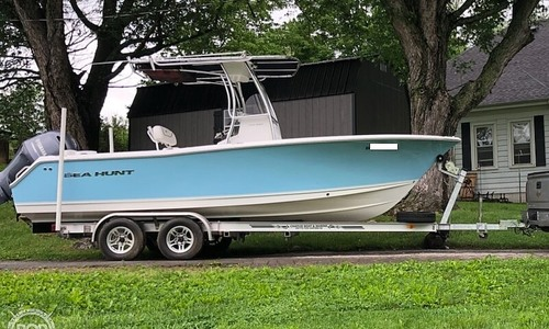 Image of Sea Hunt Ultra 225 for sale in United States of America for $44,900 (£34,733) Meadowview, Virginia, United States of America