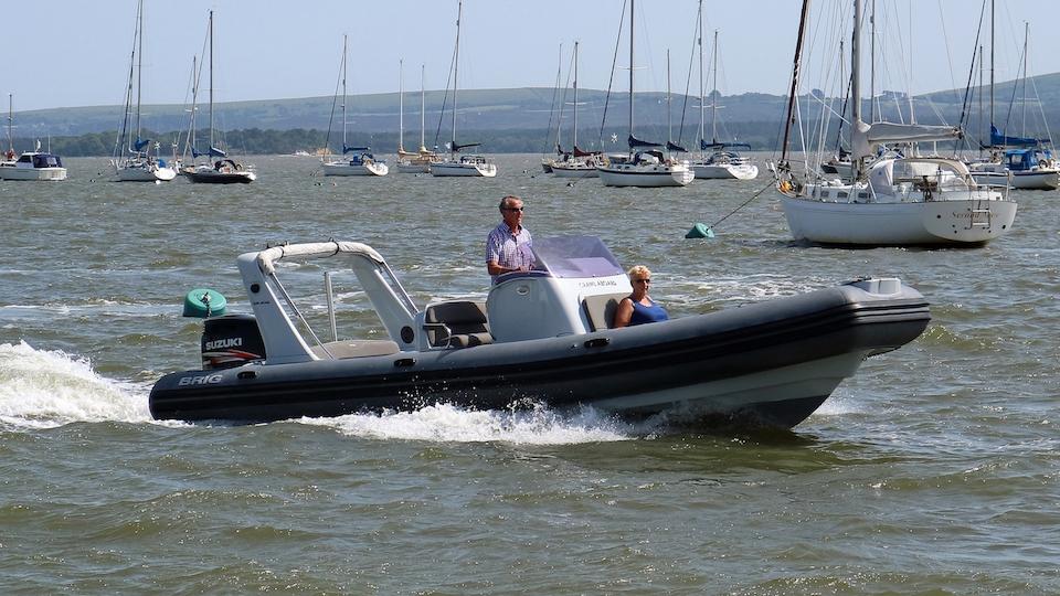Brig Eagle 780H 7 85 Metre for sale in United Kingdom for