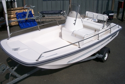Fletcher Dell Quay Dory 13 with Outhill Console for sale in United Kingdom for £5,450