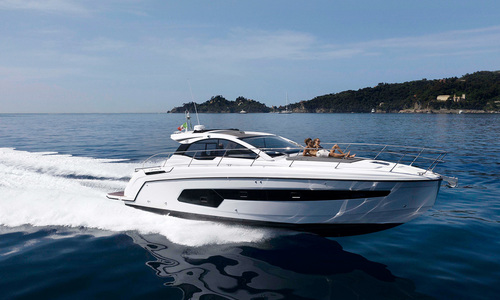 Image of Azimut Yachts Atlantis 45 for sale in Italy for £420,000 Italy