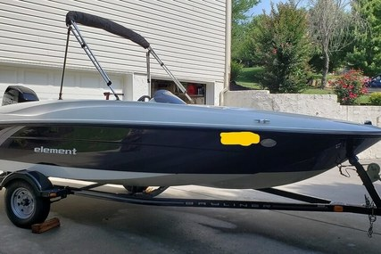Bayliner Element E16 for sale in United States of America for $16,250 (£12,967)