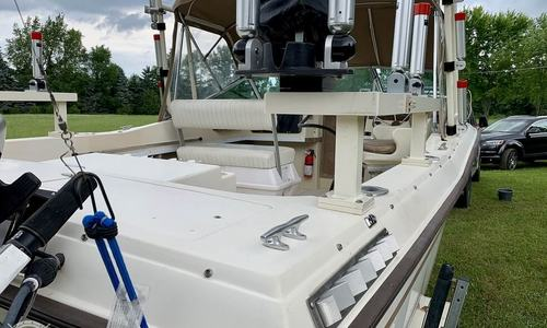 Image of Grady-White 196 Atlantic for sale in United States of America for $18,900 (£15,254) Highland, Michigan, United States of America