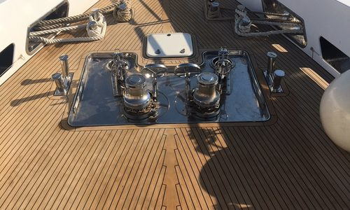 Image of Majesty 125 for sale in Spain for €4,800,000 (£4,127,080) Spain
