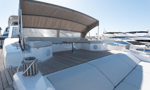 Image of Azimut Yachts Grande 27 METRI for sale in  for €5,900,000 (£5,388,177)