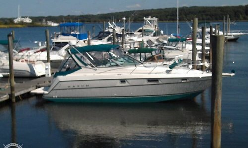 Image of Maxum 3200 for sale in United States of America for $26,000 (£18,640) Somerset, Massachusetts, United States of America