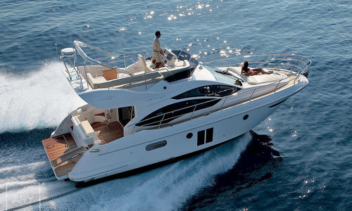 Image of Azimut Yachts 40 for sale in Ukraine for €299,000 (£273,062) Ukraine