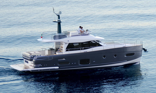 Image of Azimut Yachts Magellano 53 for sale in Italy for £985,000 Italy