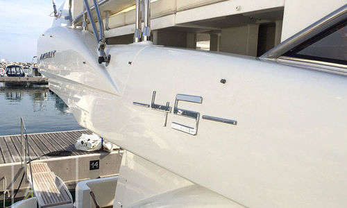 Image of Azimut Yachts 45 for sale in Italy for £459,000 Italy