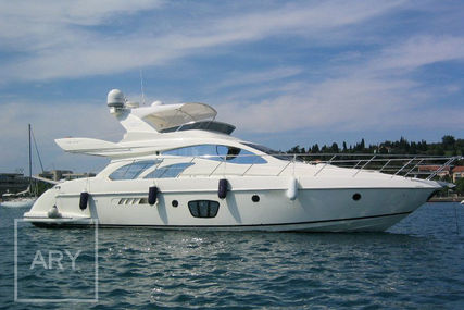 Azimut Yachts 55 Evolution for sale in Montenegro for €490,000 (£435,250)
