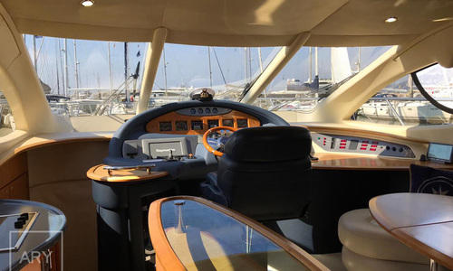 Image of Azimut Yachts 55 Evolution for sale in Montenegro for €490,000 (£449,150) Montenegro