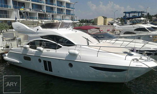 Image of Azimut Yachts 40 for sale in Ukraine for £258,000 Ukraine