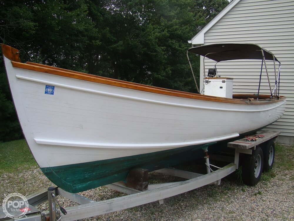 Lobster Boats For Sale >> Pulsifer Hampton Downeast Lobster Boat For Sale In United States Of