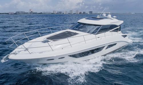 Image of Sea Ray 470 Sundancer for sale in United States of America for $699,000 (£571,639) Boca Raton, FL, United States of America