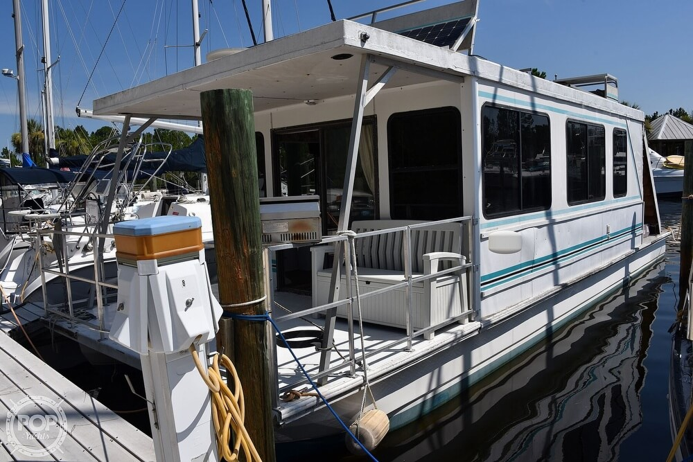 Aqua Cruiser 38 Houseboat For Sale In United States Of