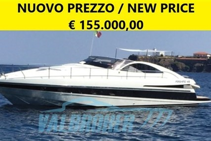 Pershing 45 for sale in Italy for €140,000 (£119,867)
