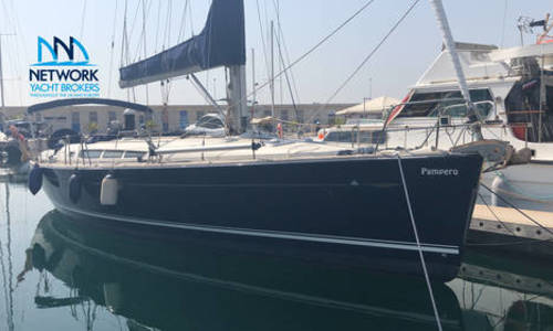 Image of Jeanneau Sun Odyssey 45 for sale in Spain for €89,000 (£76,815) Valencia, Spain