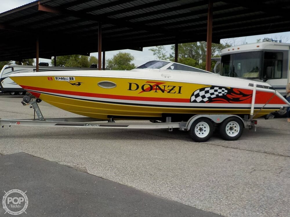 Donzi For Sale >> Donzi Z25 For Sale In United States Of America For 25 250