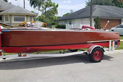Chris-Craft Custom Deluxe 17 for sale in United States of America for $35,900 (£28,441)