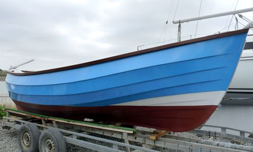 Image of Yorkshire Triton Coble 20ft Launch for sale in United Kingdom for £6,500 Brightlingsea, United Kingdom