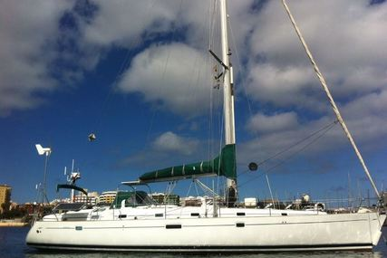 Beneteau 50 for sale in Spain for €145,000 (£124,089)