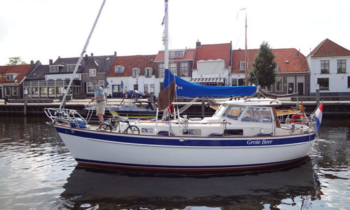 Image of Hallberg-Rassy 94 Special for sale in Netherlands for €74,500 (£65,382) Huizen, Jachthaven Huizerhoofd, Netherlands