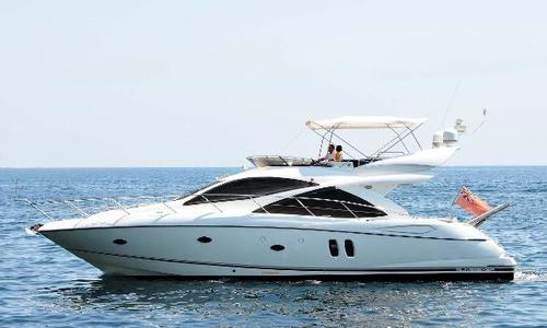 Image of Sunseeker Manhattan 50 for sale in France for €345,000 (£309,981) Beaulieu sur Mer, France