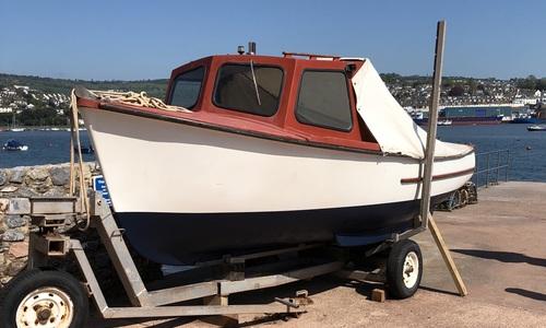 Image of Monachorum Plymouth Pilot 18 for sale in United Kingdom for £12,750 Devon, United Kingdom