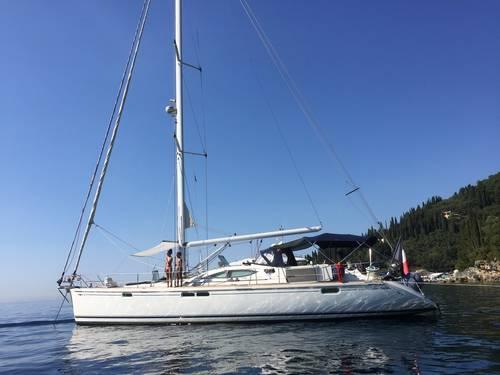 Jeanneau Sun Odyssey 54 Ds For Sale In Greece For 234 950
