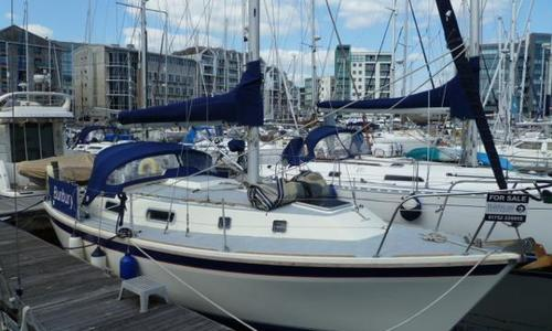 Image of Westerly Konsort for sale in United Kingdom for £16,950 Plymouth, United Kingdom