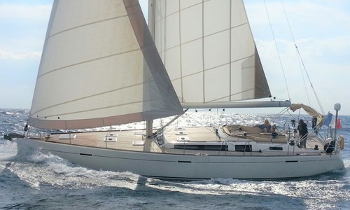 Image of Dufour Yachts 525 Grand Large for sale in Turkey for €240,000 (£206,295) Fethiye (, Turkey
