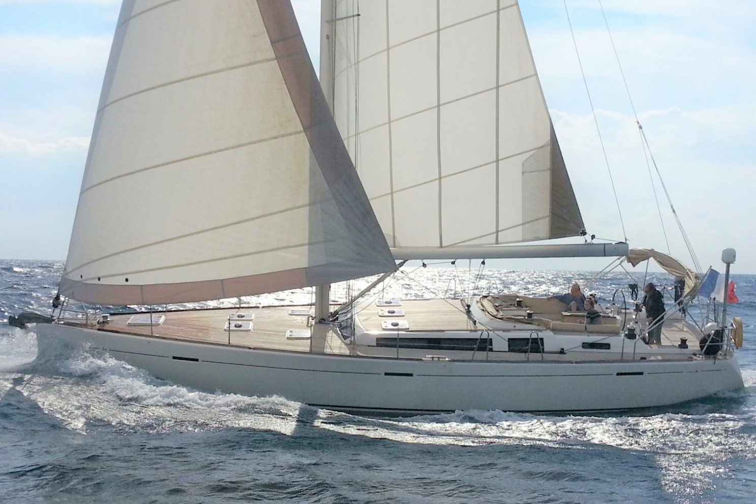 Dufour Yachts 525 Grand Large for sale in Turkey for €240,000