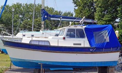 Image of Hardy Marine Hardy Pilot 20 for sale in United Kingdom for £12,500 Christchurch, United Kingdom