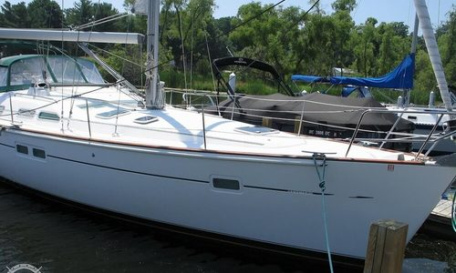 Image of Beneteau Oceanis 423 for sale in United States of America for $139,000 (£107,774) Montague, Michigan, United States of America