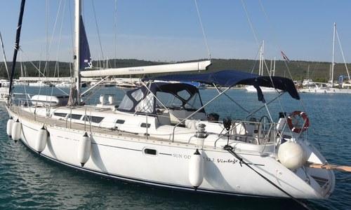 Image of Jeanneau Sun Odyssey 52.2 for sale in Croatia for €94,500 (£81,229) Dalmatia (, Croatia