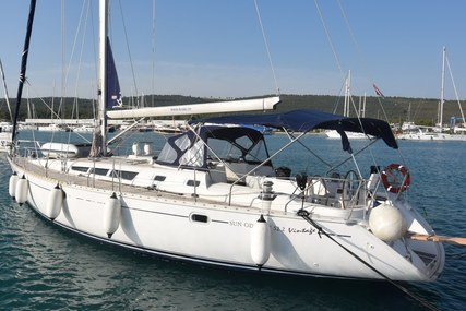 Jeanneau Sun Odyssey 52.2 for sale in Croatia for €94,500 (£81,229)