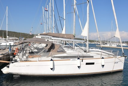 Jeanneau Sun Odyssey 349 for sale in Croatia for €80,000 (£72,268)
