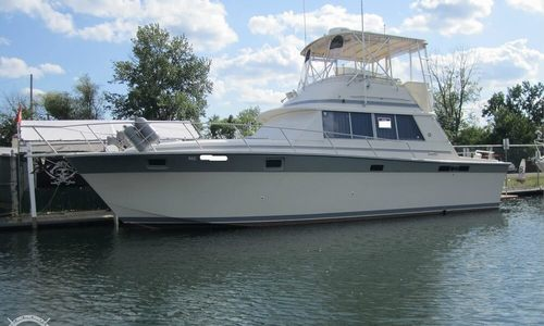 Image of Silverton 37 Convertible for sale in United States of America for $33,200 (£26,621) Grosse Ile, Michigan, United States of America
