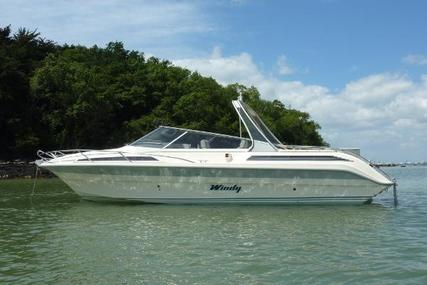 Windy 8000 grand sport for sale in United Kingdom for £24,000