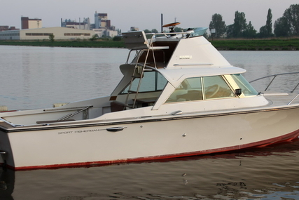 Riva 25 Sport Fisherman for sale in Germany for €37,500 (£33,859)