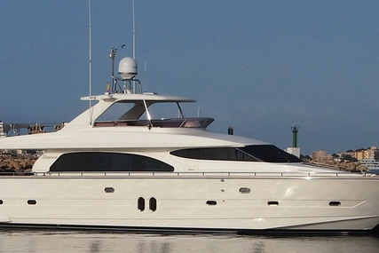 Elegance Yachts 76 New Line Hardtop for sale in Spain for €950,000 (£853,986)