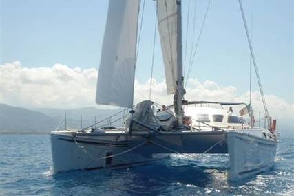 Outremer 45 for sale in France for €330,000 (£281,594)