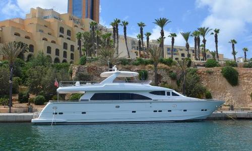 Image of Elegance Yachts 82 for sale in Malta for €895,000 (£794,524) Birgu, Malta