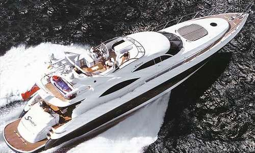 Image of Sunseeker Manhattan 84 for sale in Spain for £455,000 Puerto Banus, , Spain