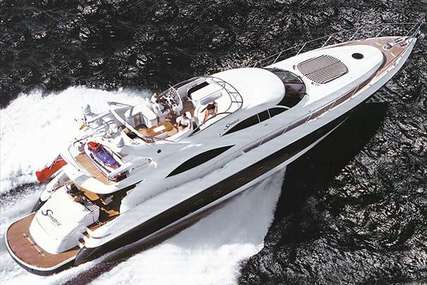 Sunseeker Manhattan 84 for sale in Spain for £455,000