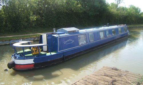 Image of Steelcraft Cruiser Stern Narrowboat for sale in United Kingdom for £39,950 Gayton Marina, United Kingdom