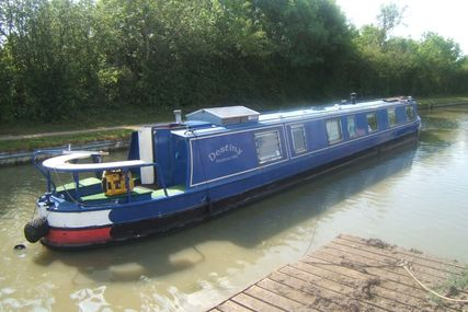 Steelcraft Cruiser Stern Narrowboat for sale in United Kingdom for £39,950
