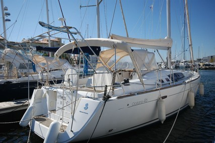 Beneteau Oceanis 46 for sale in France for €158,000 (£139,545)